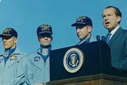 Spaceflight Now | Apollo 13 Mission Report | The aftermath