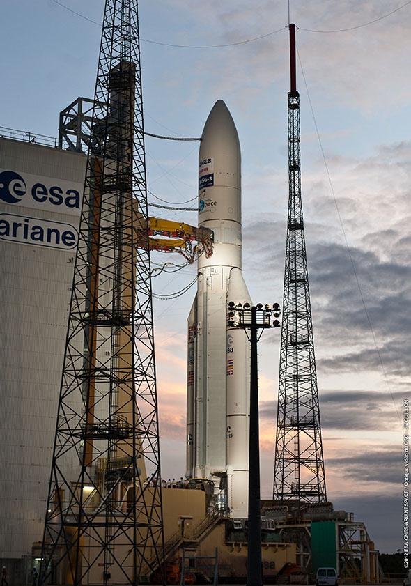 Lancement Ariane 5 ECA VA207 / MSG-3 + EchoStar XVII - 05 Juillet 2012 - Page 2 06