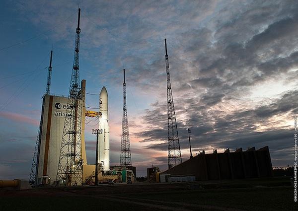 Lancement Ariane 5 ECA VA207 / MSG-3 + EchoStar XVII - 05 Juillet 2012 - Page 2 07