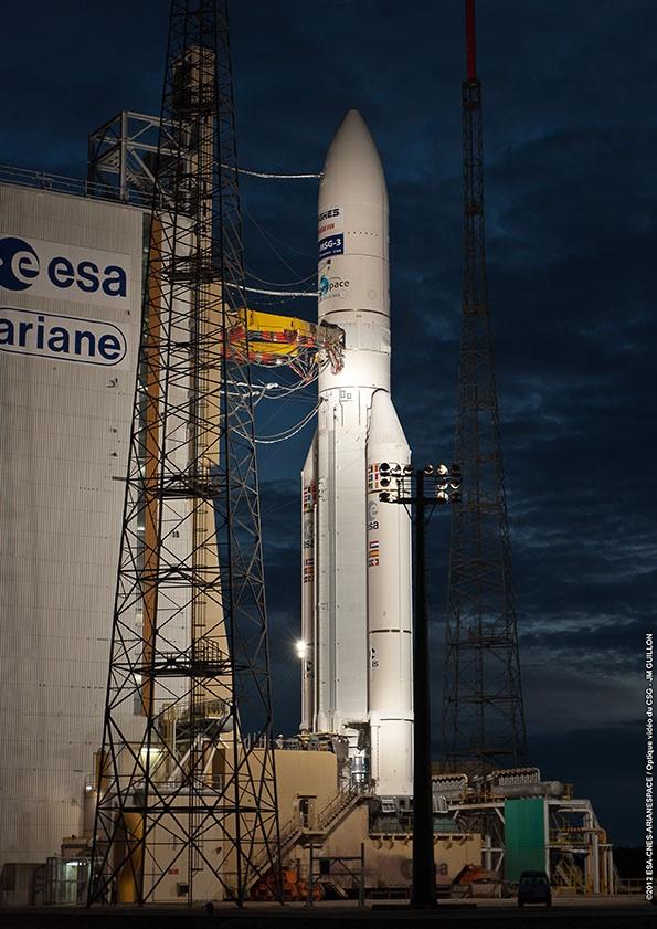 Lancement Ariane 5 ECA VA207 / MSG-3 + EchoStar XVII - 05 Juillet 2012 - Page 2 08
