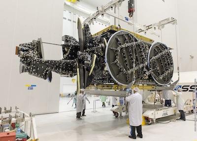 Spaceflight Now   Ariane Launch Report   Ariane 5 rocket to