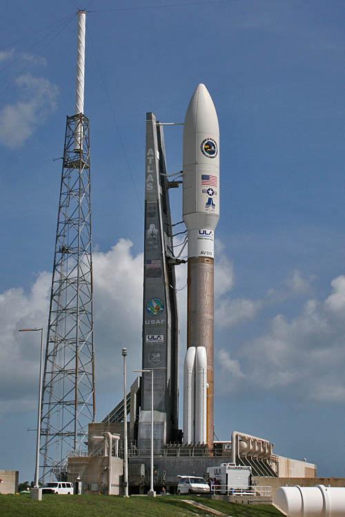 Atlas V 531 (AEHF-1) - 14.8.2010 15