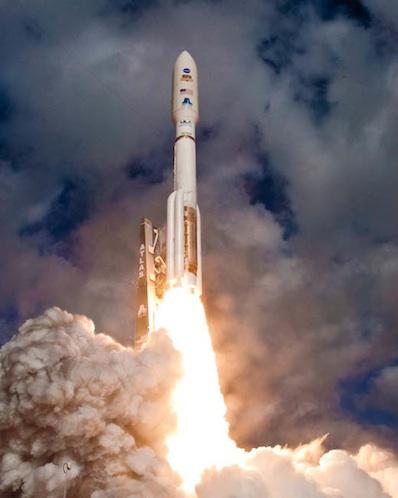 Spaceflight Now | Atlas Launch Report | Cruising to Mars ...