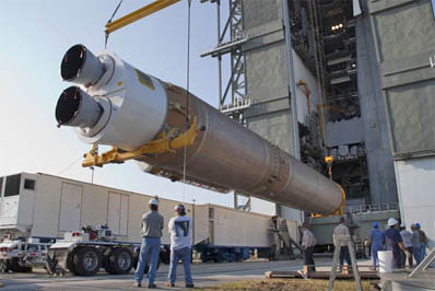 Lancement Atlas-5-X37B (OTV-3)  & [Mission] Firststage