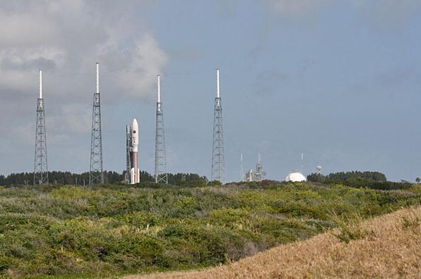 Atlas V 531 (AEHF-2) - 4.5.2012 08