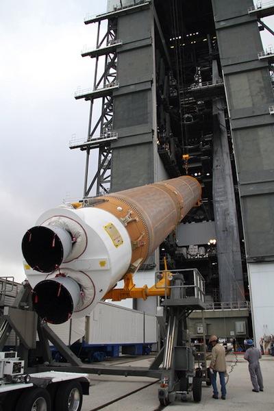 Lancement Atlas-5 / TDRS-L - 24 janvier 2014 Atlas5_400600