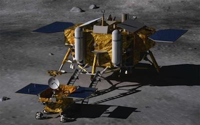 China: President Holds Meeting with Scientists of Project to the Moon