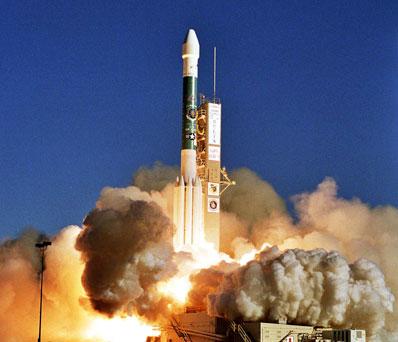 منصات أطلاق صورايخ الفضاء....... العالم