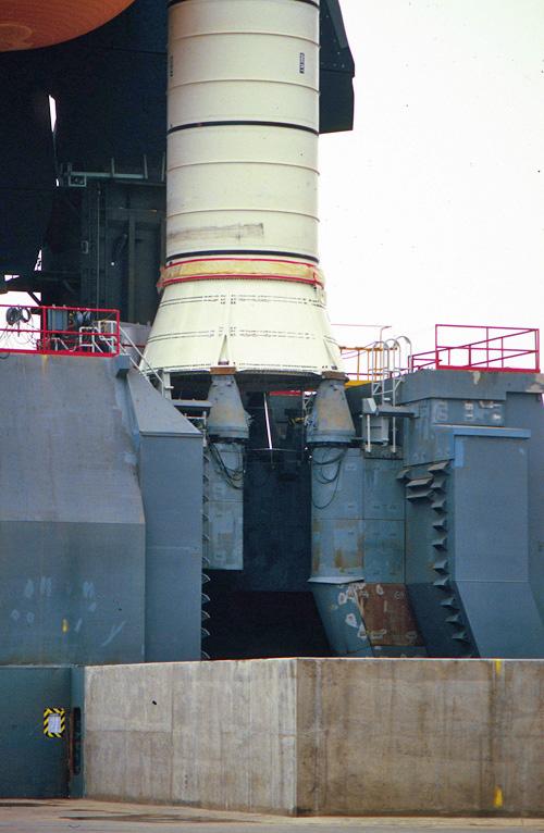 Spaceflight Now | Delta Launch Report | Space shuttle