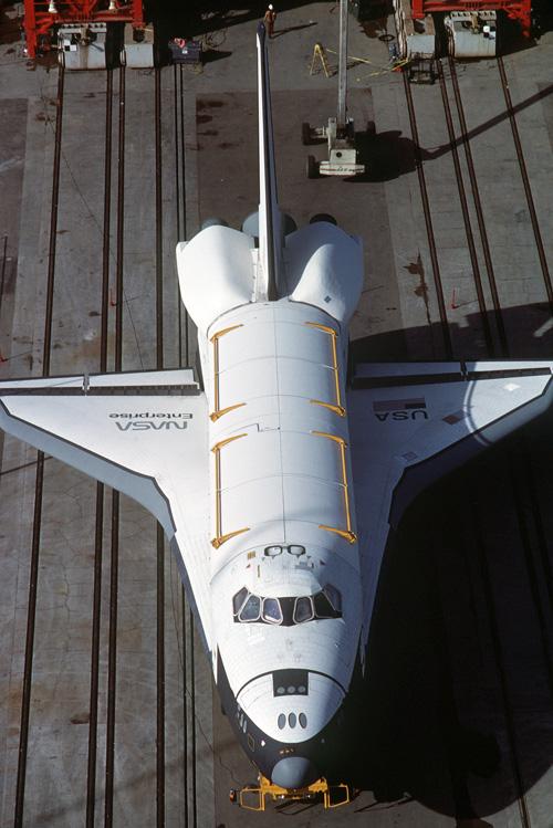 企业号航天飞机一些老照片