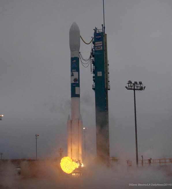 aquarius spacecraft launch - photo #12