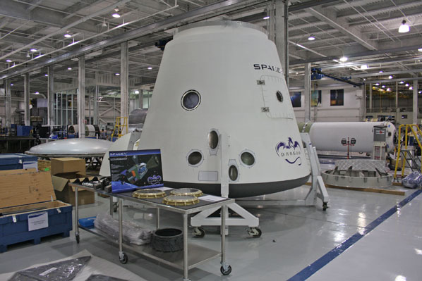 inside spacex factory - photo #9