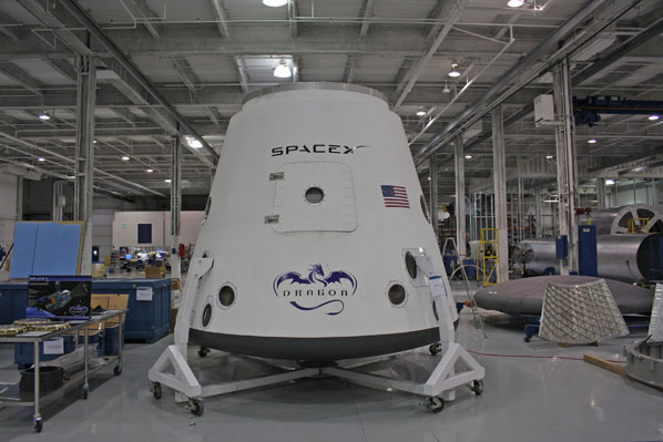 inside spacex factory - photo #1