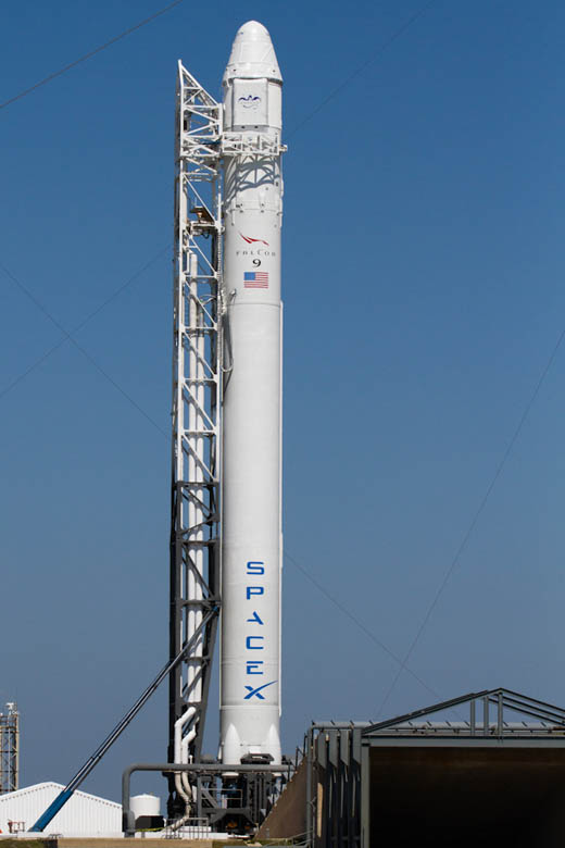 falcon 1 rocket - photo #29