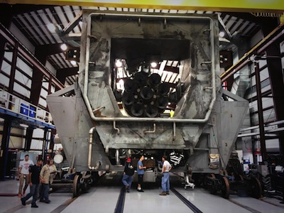 Merlin Engine SpaceX Mission - Pics about space