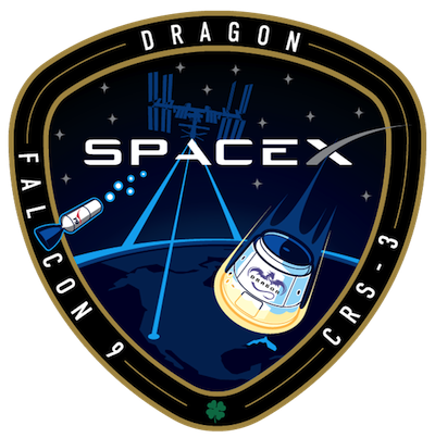 spacex crs 4 logo - photo #10