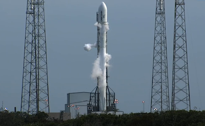 Delay-stricken SpaceX launch scrubbed by technical issue