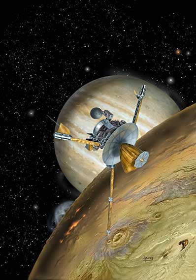 what spacecraft did galileo discover - photo #11