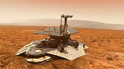 facts about mars rover spirit - photo #14