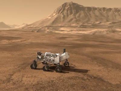 nasa spacecraft lands on mars - photo #12