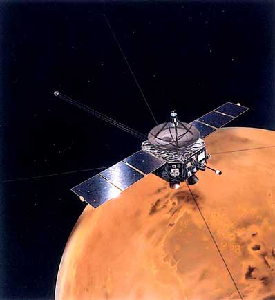 best view of mars from space probe - photo #8