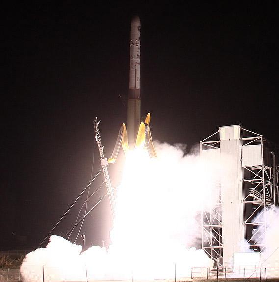 lancement Minotaur 1 NROL-66 le 05 février 2011 09