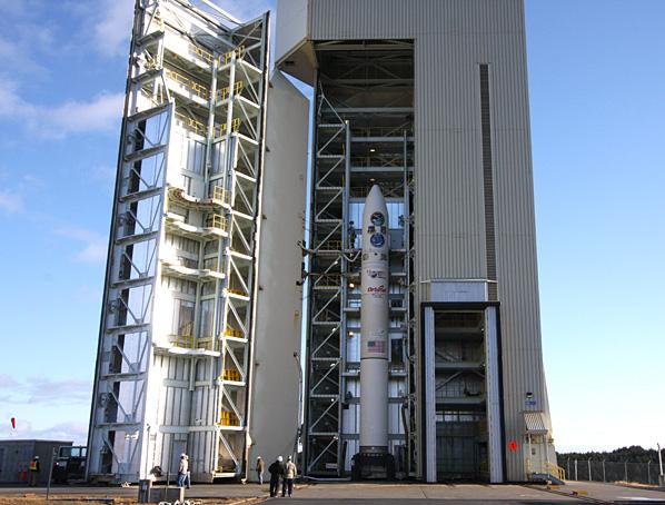 Lancement Minotaur 4 / FastSat (et autres) depuis Kodiak (20.11.2010) 04