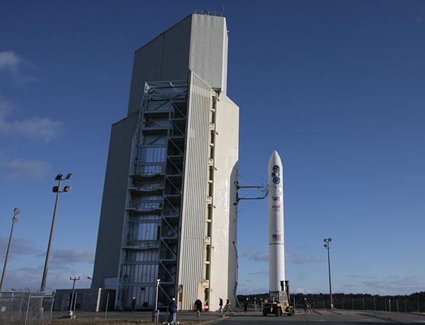 Lancement Minotaur 4 / FastSat (et autres) depuis Kodiak (20.11.2010) 10
