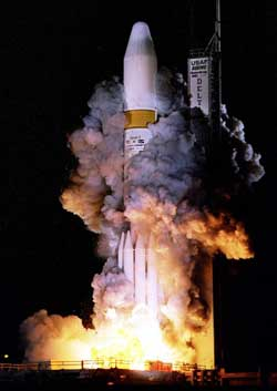 Spaceflight Now | Delta Launch Report | Demonstration ...