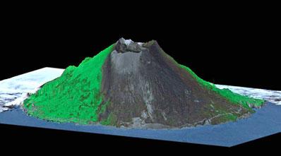 Spaceflight Now | Breaking News | Volcano research erupts ...