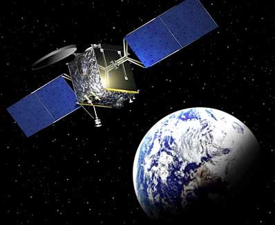 Spaceflight Now Breaking News Orbital S Geo Satellite