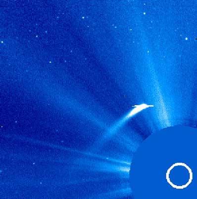 Kometa 96P Machholz 1