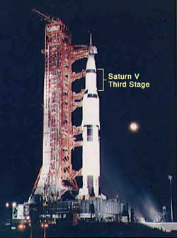 Spaceflight Now   Breaking News   Newly found object could ...