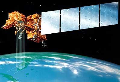 Spaceflight Now Breaking News Troubles Strike Landsat 7