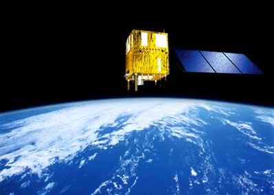 CBERS satellite image - facegis.com