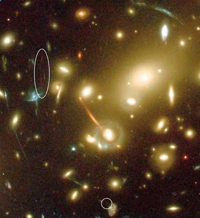http://spaceflightnow.com/news/n0402/15lens/galaxycluster.jpg