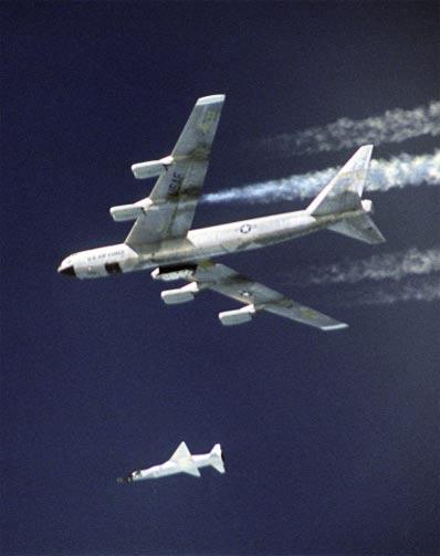 NASA X-43A Aircraft - Pics about space