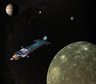 a spaceship landing on jupiter - photo #24