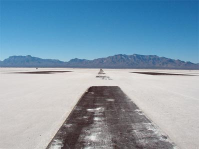 space shuttle landing white sands new mexico - photo #28