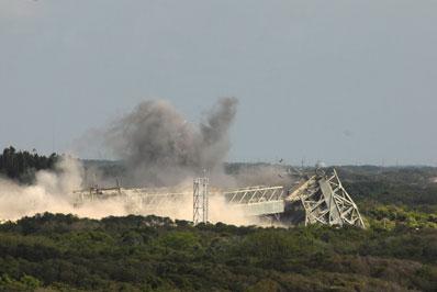 Destruction des pad 36A&B 36a5
