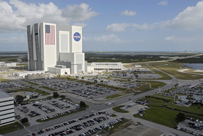 Vehicle Retirement Program >> Spaceflight Now | Breaking News | Kennedy Space Center hit