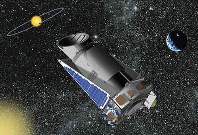 Spaceflight Now | Breaking News | Kepler reaction wheel ...