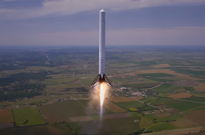 SpaceX Falcon 9R - Pics about space