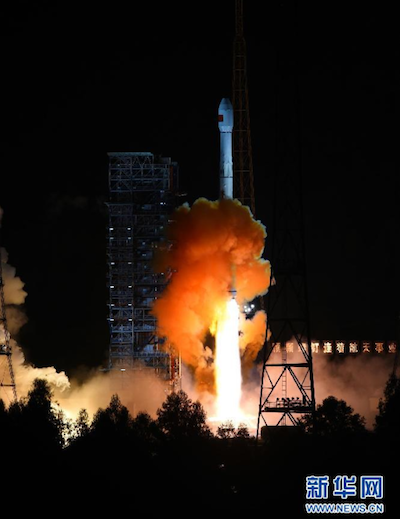 Spaceflight Now | Breaking News | Chinese probe launched ...