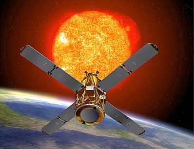 NASA's Solar Satellite Captured a Strange Object Near the Sun 020203hessiart