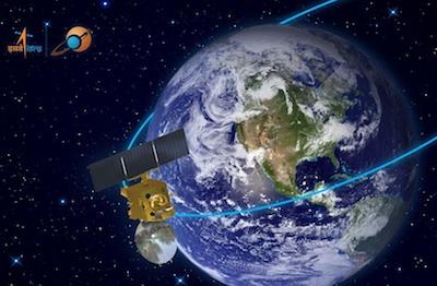 Spaceflight Now | PSLV Launch Report | Rocket burn puts ...