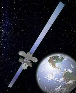 Spaceflight Now | Breaking News | PanAmSat expands coverage with