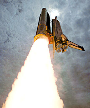 100 Shuttle Launches