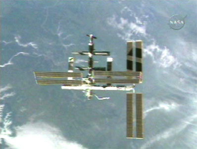 ISS in 12A configuration