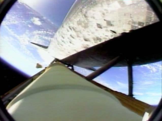 [STS124 -Discovery/Kibo]: La mission 080531debris